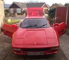 1990 Toyota Mr2 Ferrari 355 Kit Car Project Sold Car And Classic