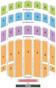 Seating Chart Radio City Music Hall Interactive Seating Chart Christina Aguilera New York Tickets Christina Aguilera 10