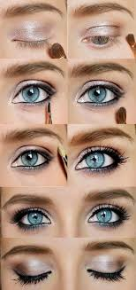 easy step by step makeup ideas for blue eyes for blue eyes for striking beautiful looks