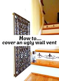 wall vent registers wall register cover decorative register covers interior design vent wall heating decorative wall wall vent registers