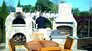 pizza oven smoker combo outdoor fireplace pizza oven combo pizza oven smoker combo plans
