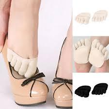 Yogis Women <b>Socks</b> Sponge <b>Silicone Anti slip</b> Lining Open Toe ...