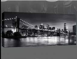 wall art new york tempered glass wall art new york city skyline 1 throughout new york