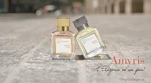 <b>Amyris</b> extrait de parfum, the new fragrance duo from <b>Maison</b> ...