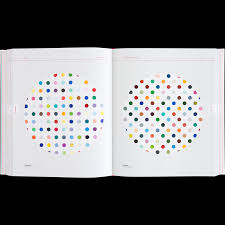 damien hirst the complete spot paintings book