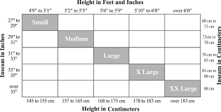 Capezio Character Shoes Size Chart Size Charts