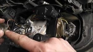 Ford Focus Headlight Bulb Change 2005