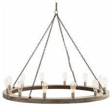 arteriors 84174 geoffrey 12 light candle style chandelier