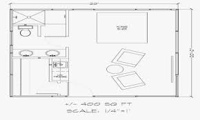 guest house floor plans 500 sq ft unique 500 square feet 400 square feet tiny house