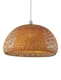 bamboo lattice shade ceiling lamp shade