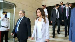 سوريا ترحب بطلب الوفد اللبناني استيراد الغاز المصري عبر أراضيها بهدف توليد  الطاقة