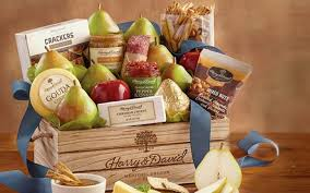 harry david gift baskets review