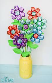 dark chocolate bouquet 25 mother s day gift ideas