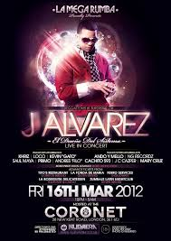 flyers ticket prices ra la mega rumba presents j alvarez reggaeton superstar live in