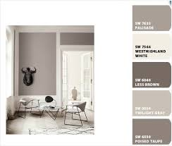 Sherwin Williams Interior Paint Color Schemes  Purchase Best 25 Taupe  Paint Colors Ideas On Pinterest