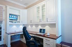 built in home office furniture. Office At Home. Built In Desk Ideas For Home Design Concept Furniture