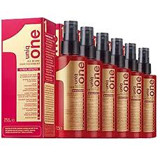 Maybe you would like to learn more about one of these? Amazon Com Uniq One All In One Hair Treatment 5 1oz 150ml Set Of 6 Beauty Personal Care