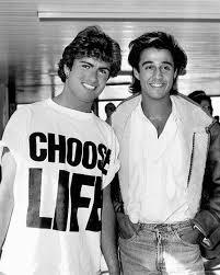 george michael wham choose life. Simple Michael Wham Met Choose Live Tshirt Jeugdsentiment To George Michael Wham Life M