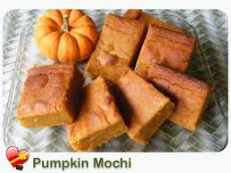 a delicious pumpkin mochi recipe with just the right amount of pumpkin flavor get more local style recipes here