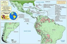 Latin America The Carribean Worldmap Org