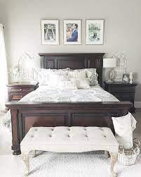 Is Romance Missing In Your Master Bedroom Dream Bedrooms Master Bedroom Dark Furniture Brown Furniture Bedroom Master Bedroom Furniture