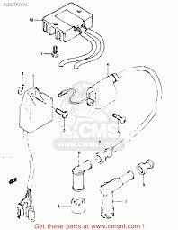 Niedlich suzuki gt750 schaltplan bilder elektrische schaltplan