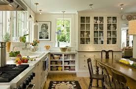 interior design country kitchen. Interesting Kitchen Kche  Traditional White Country Kitchen 15 Cool Interior Design Ideas In Interior Design Country Kitchen AVSOORG