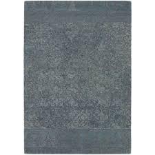 chandra berlow blue grey 8 ft x 11 ft indoor area rug