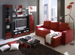 Red White And Black Living Room Black Red And White Living Room Ideas Room Contemporary Red Black