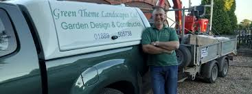 <b>Green Theme</b> Landscapes Ltd: Landscape Gardeners | Milwich ...
