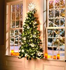 christmas trees for small spaces. Brilliant Small Space Saving Christmas Trees For Small Spaces And