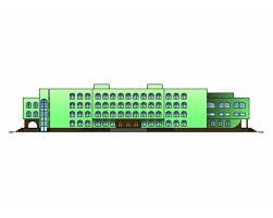 дипломные проекты пгс скачать бесплатно дипломные работы  Дипломный проект пгс Комплекс БГТИ в г Бузулук