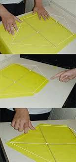 Mais uma ideia criativa para fazer arte com esculturas! Como Fazer Pipa Simples De Sacola