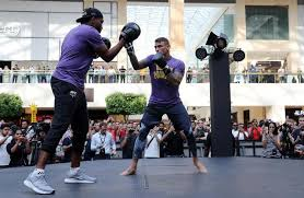 Ufc 242 Dct Abu Dhabi Aims To Set New Standards As Global