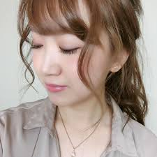 サイドの髪をくるんっと自然に巻くポイント Beautybrush常岡珠希ブログ