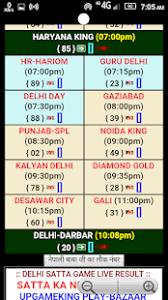 48 Experienced Satta Chart 2019