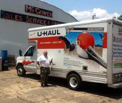 Uhaul Rental Quote Fascinating UHaul Truck Rentals McGowen Chemical
