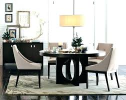 dining room sets for small spaces chair covers set of 4 wall decor diy round rugs