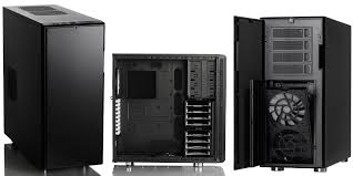 Fractal Design Define Xl Case Powerful Pc Doesnt Have To Be Loud So Silent Case Is