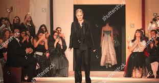 Grazia Design Designer Maria Grazia Chiuri Accepts Applause During