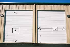 12x14 garage door14 Foot Garage Door  btcainfo Examples Doors Designs Ideas