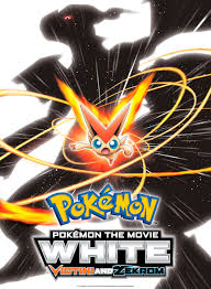 Poster zum Pokemon der Film: Weiß - Victini und Zekrom - Bild 11 auf 11 -  FILMSTARTS.de