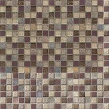 cabernet 12 in x 12 in x 8 mm glass slate