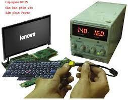 phương pháp kiểm tra khối nguồn laptop bằng nguồn đa năng