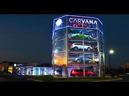 Carvana Houston Vending Machine
