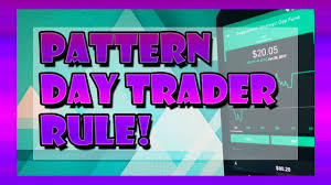 Pattern Day Trading Rules Interesting Decorating Ideas