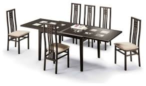 dining tables design. modern high class glass top designer table set contemporary dining tables || design