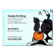 Pet Sitter Business Cards Business Cards For Pet Sitting Arts Arts