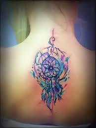 Pics Of Dream Catchers Tattoos 100 Dreamcatcher Tattoo Designs 100 54