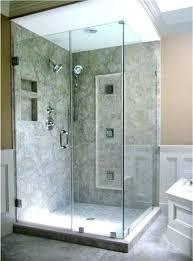 frameless glass shower doors pictures glass shower walls best shower door enclosures custom glass regarding plan